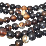 Agate Stone Beads 8mm Jewlery Beads G1084