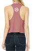 Women's Wild Heart Racer Crop Tank