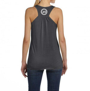 Women's Kindness Is Really Hot Flow Tank - Breathe in Detroit