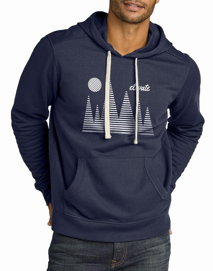 Unisex Elevate True Recycled Pullover Hoodie - Breathe in Detroit