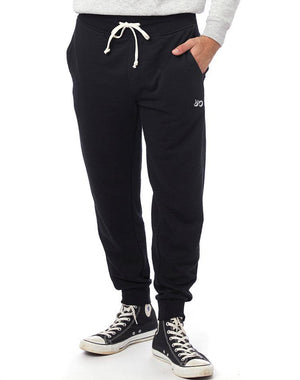 Unisex French Terry Jogger Lounge Pants - Breathe in Detroit