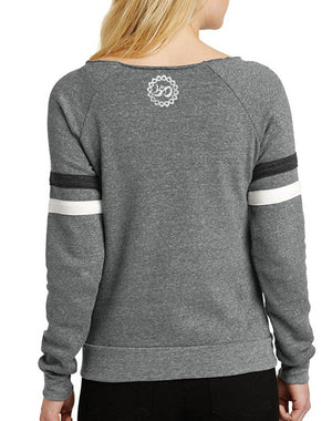 Women's Start From Where You Are Maniac Sweatshirt - Breathe in Detroit