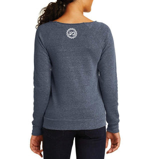 Women's Maniac Go Love Yourself Sweatshirt - Breathe in Detroit