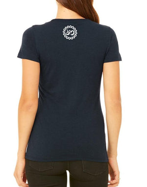 Women's Go Love Yourself Triblend Tee - Breathe in Detroit