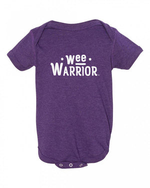 Baby Wee Warrior Bodysuit (Onesie) - Breathe in Detroit