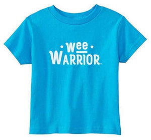 Toddler Wee Warrior Tee - Breathe in Detroit