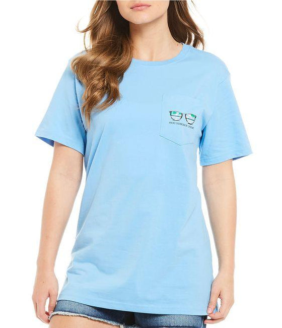Southern Tide Ocean Channel Coastal Road Trip Tee