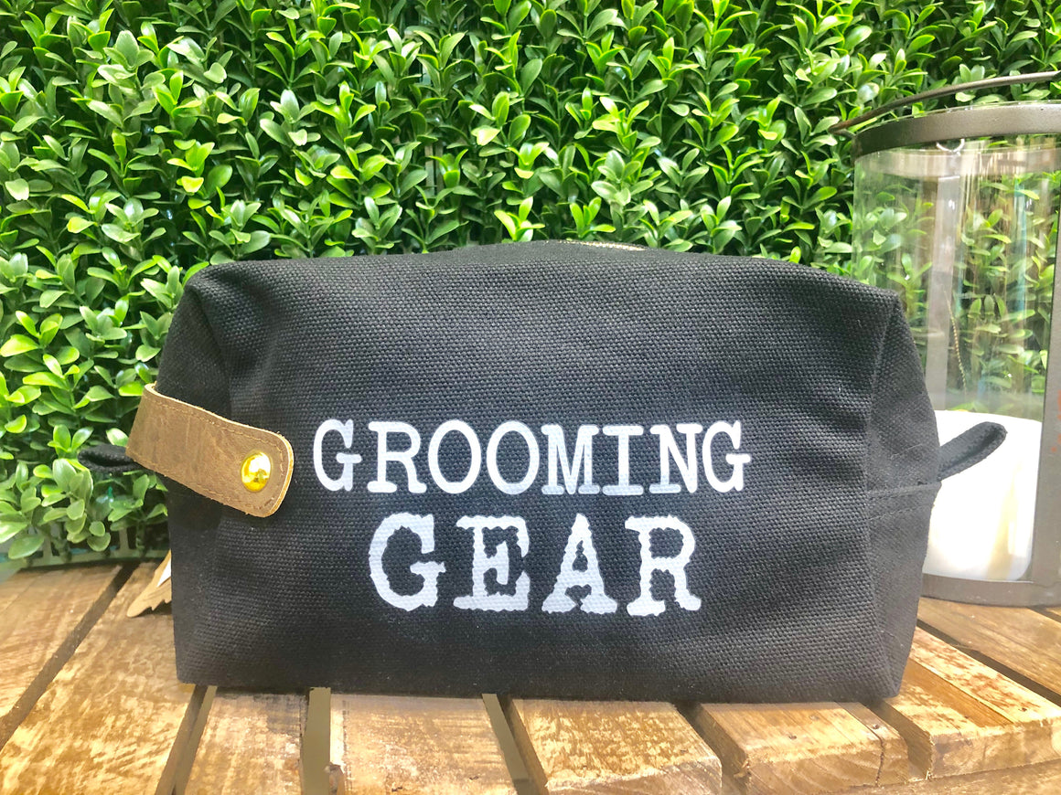 Grooming Gear Bag