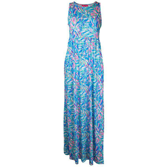 Simply Southern Abstract Maxi Dress