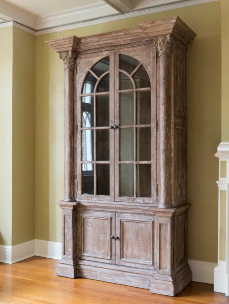 Old Southern Home Grand Cabinet