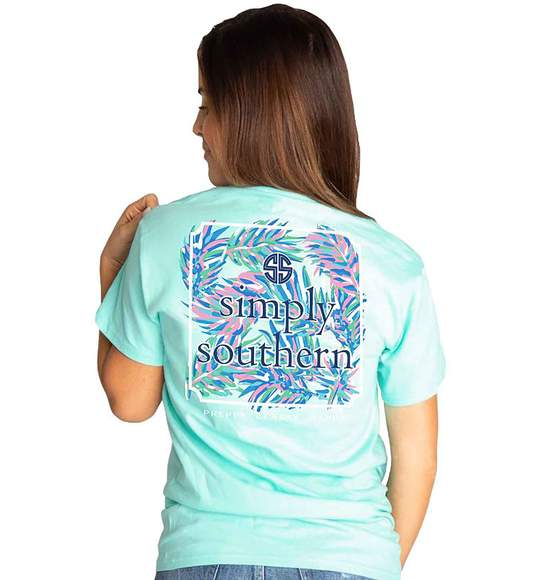 Simply Southern Abstract Logo Short Sleeve T-Shirt
