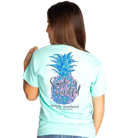 Simply Southern Simple Is Beautiful Short Sleeve T-Shirt