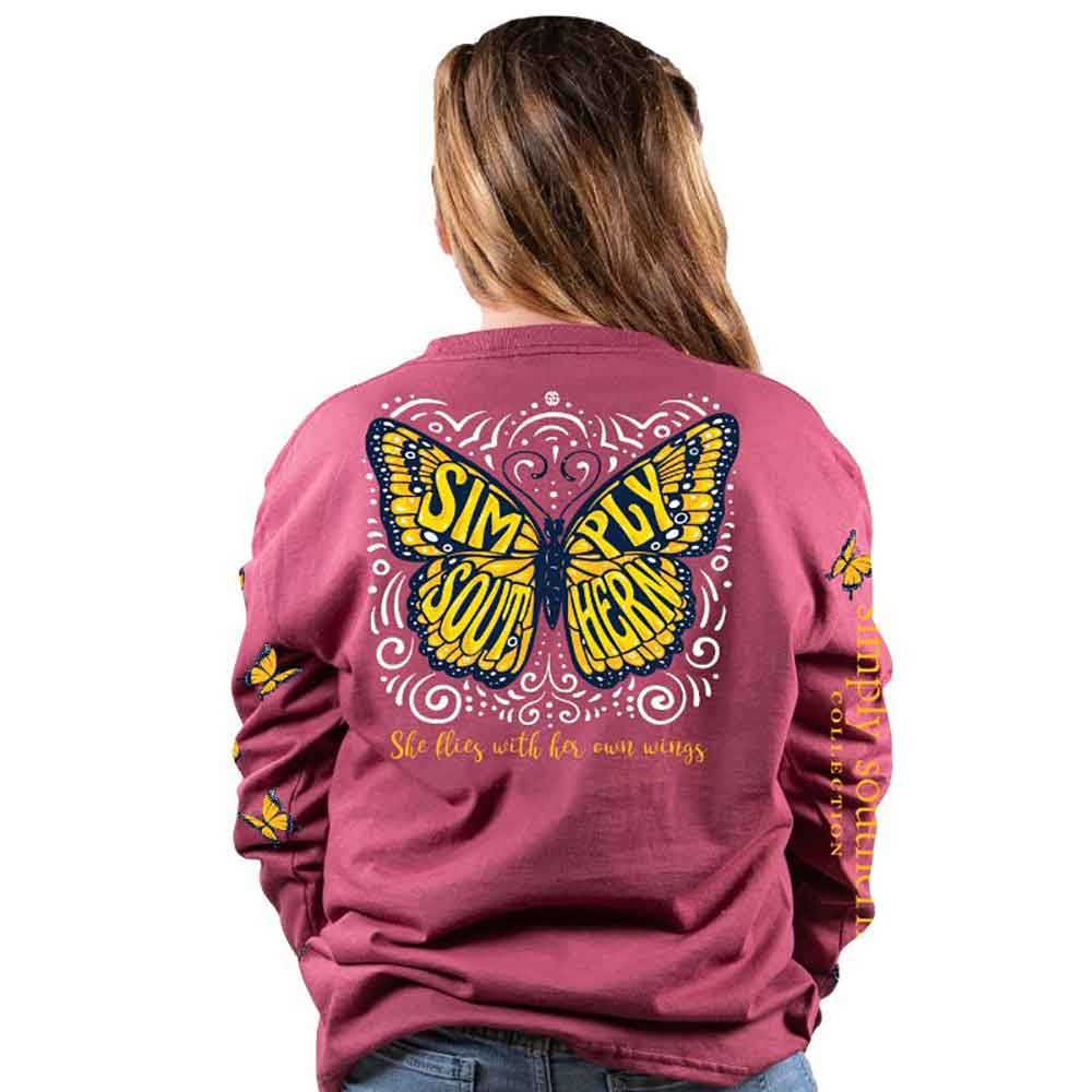 Youth Wings Long Sleeve