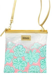 Simply Southern Cosmo Hibiscus Small Bag