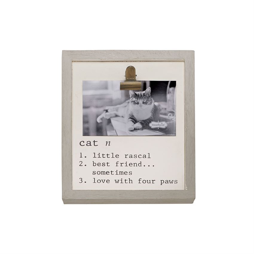 Cat Definition Clip Frame