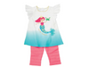 Mermaid Tunic and Capri Set