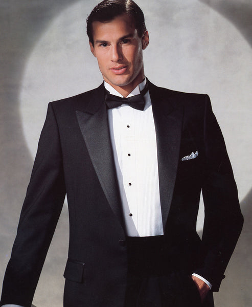 Wedding tuxedos 1 button classic tuxedo junglespirit