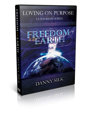 Freedom to the Earth DVD