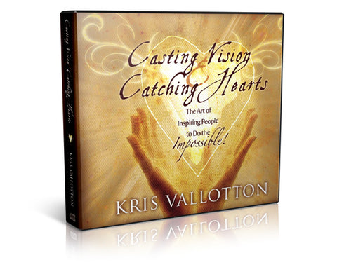 Casting Vision Catching Hearts