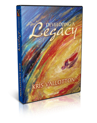 Developing a Legacy