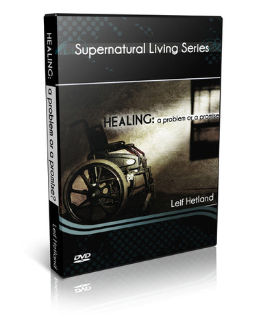 HEALING: A problem or a promise  DVD