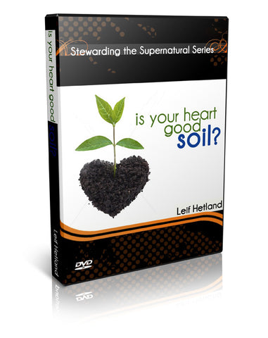 Is Your Heart Good Soil? DVD