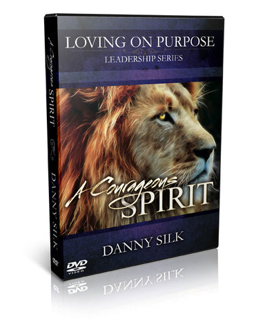 Courageous Spirit DVD