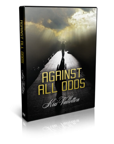 Against All Odds DVD