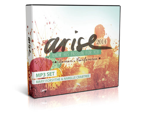 Arise! Womens Conference 2014 *sale