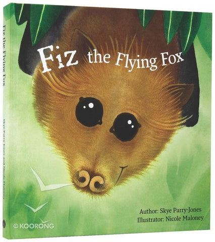 Fiz The Flying Fox