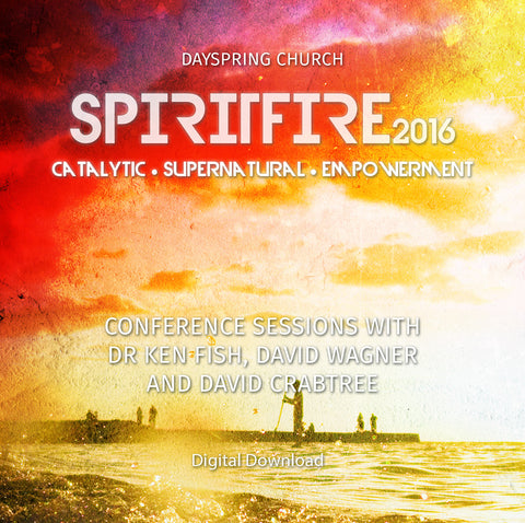 SpiritFIRE 2016 Conference - All Sessions Digital Download