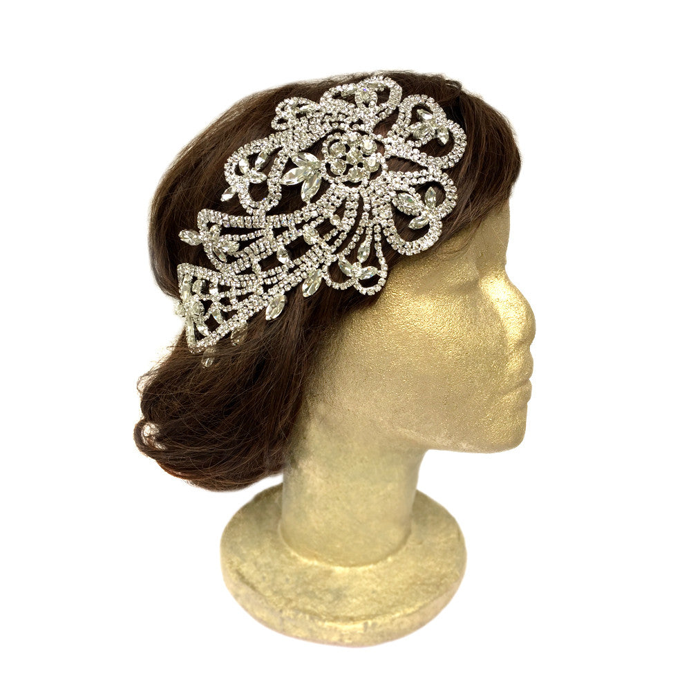 Wedding Hair Accessories, Bridal Hair Accessories, Wedding Rhinestone Headpiece