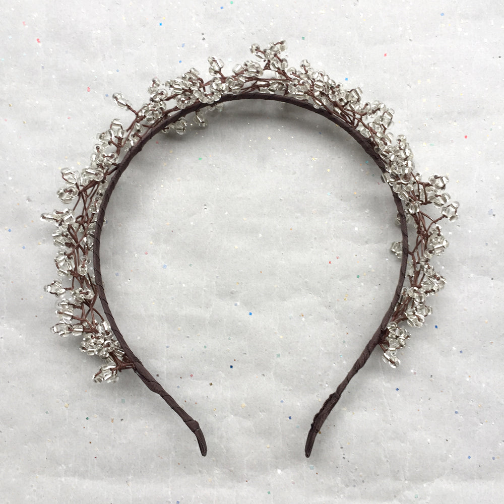 Bridal Hair Vine, Big Girl Party Hair Accessory, Wedding Hair Accessory