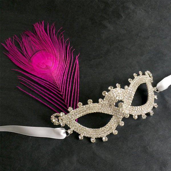 Carnival Eye Mask, Simple Party Face Mask, Masquerade Fancy Ball Party Mask