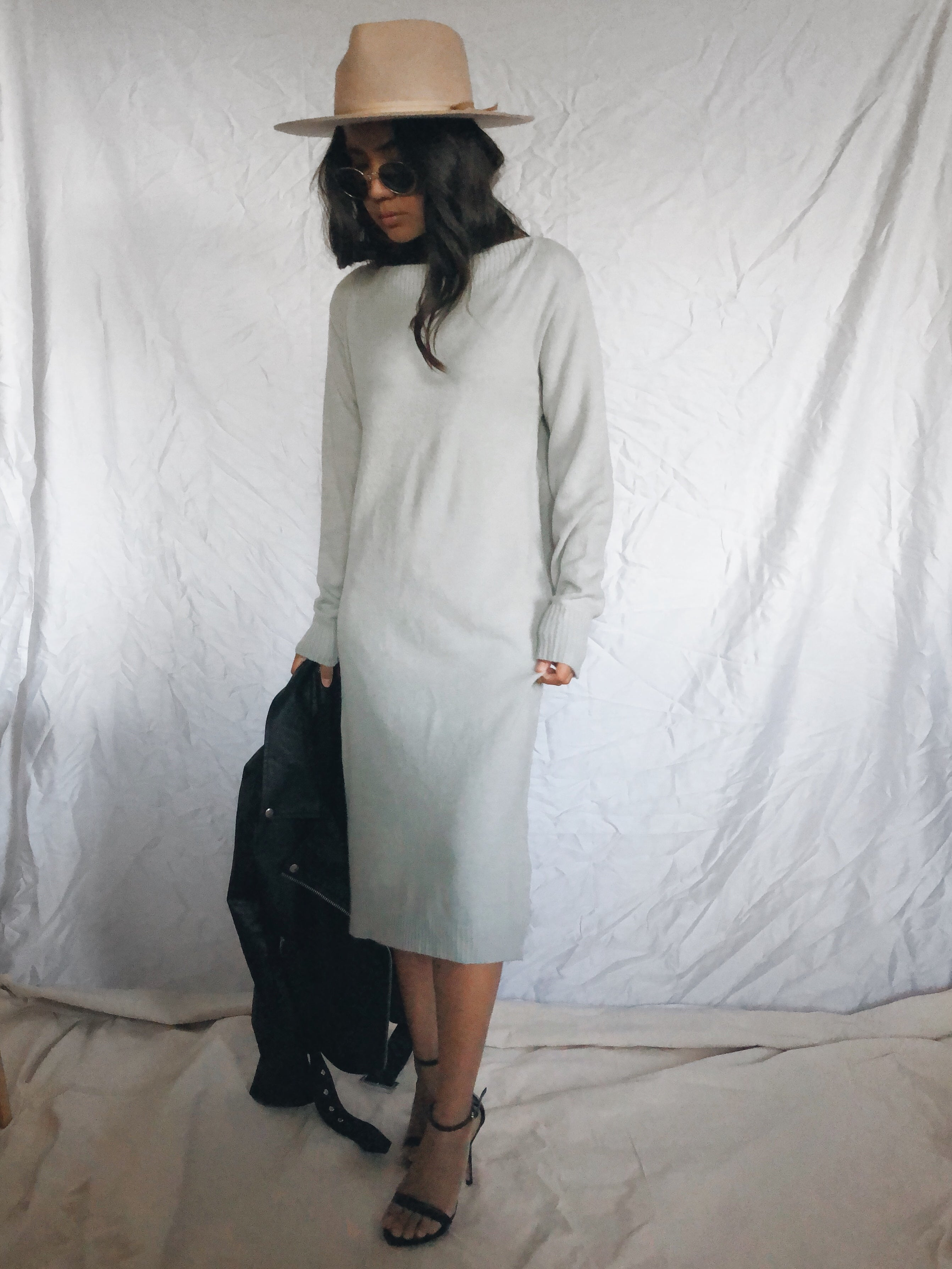 Liana Sweater Dress
