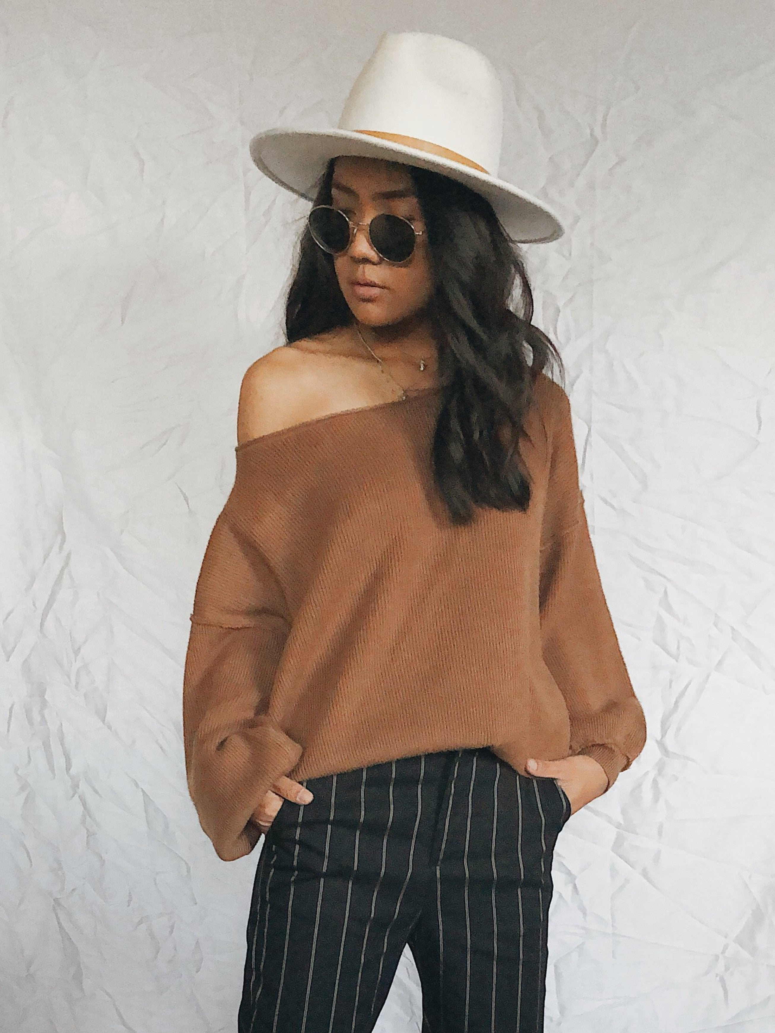 Carline Knit Sweater