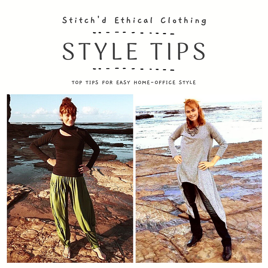 Styling Tips in an Upside-Down World