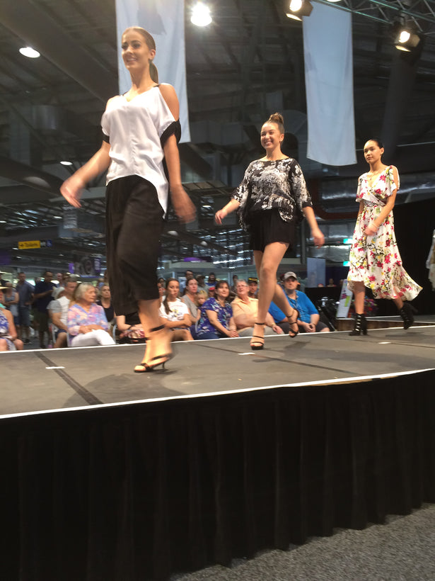CATWALK LOOKS FROM SYDNEY ROYAL EASTER SHOW