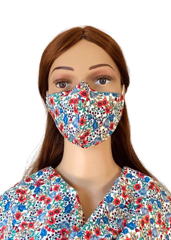 Garden of France: 3-Layer Mask with FREE SHIPPING