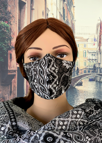 Merchant of Venice: 4-Layer Mask with FREE SHIPPING