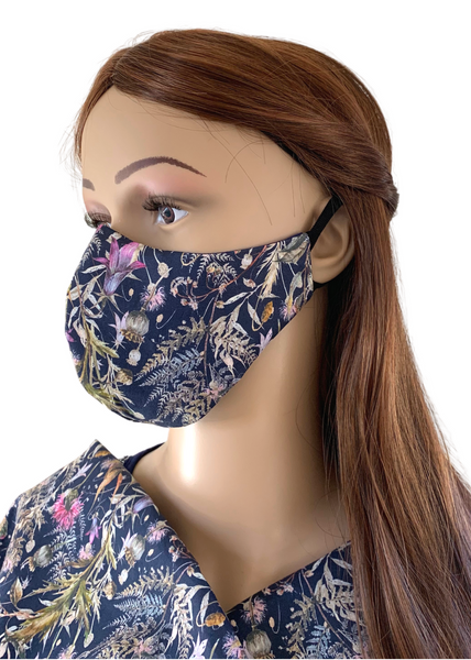 Arabian Nights: 3-Layer Mask with FREE SHIPPING