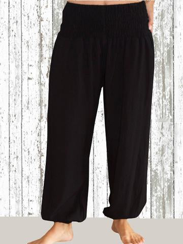 Helena Pants - Classic Black (EASY-FIT)