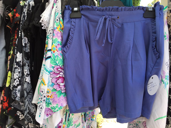 Lulu Tailored Shorts - Refresh Collection