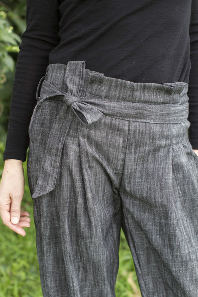 Lucy Pleated Tailored Pant