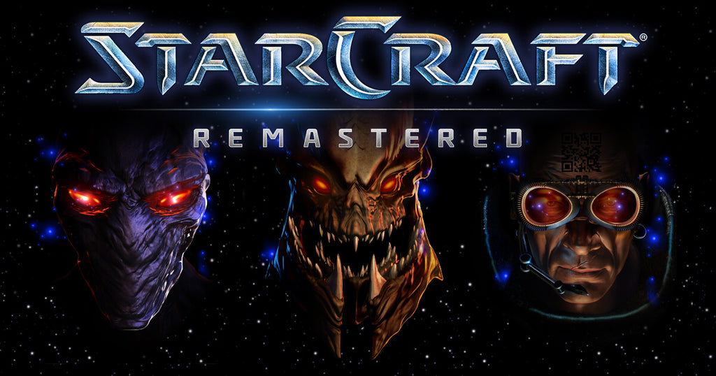 Starcraft Remastered Support