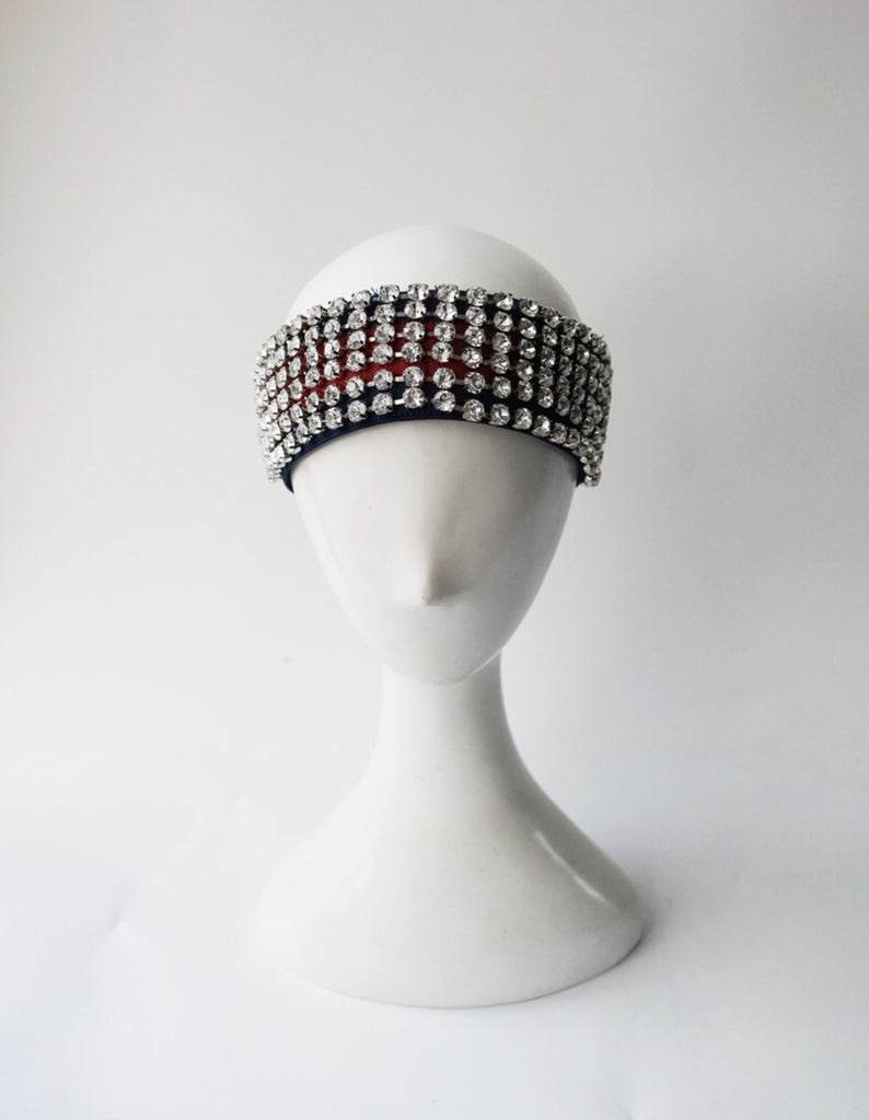 Rock Bling Head Band