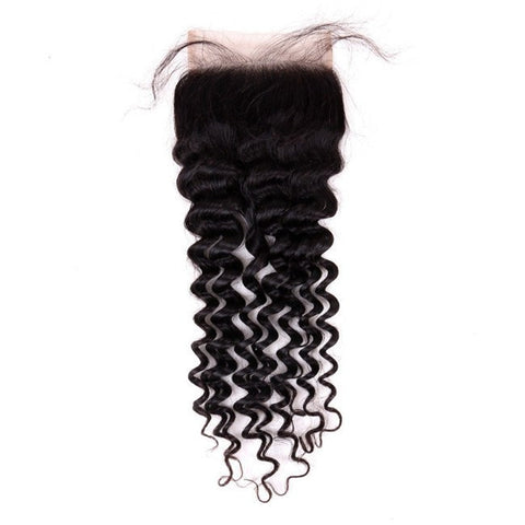Limited Edition Chanel - Deep Curly Closure