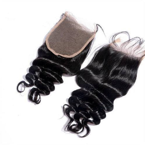 Chanel Collection - Karl Lagerfeld Loose Curl Closure