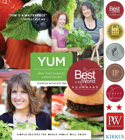 YUM: Plant-Based Recipes for a Gluten-Free Diet