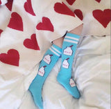 New Product: Kids' Milk socks! Size M